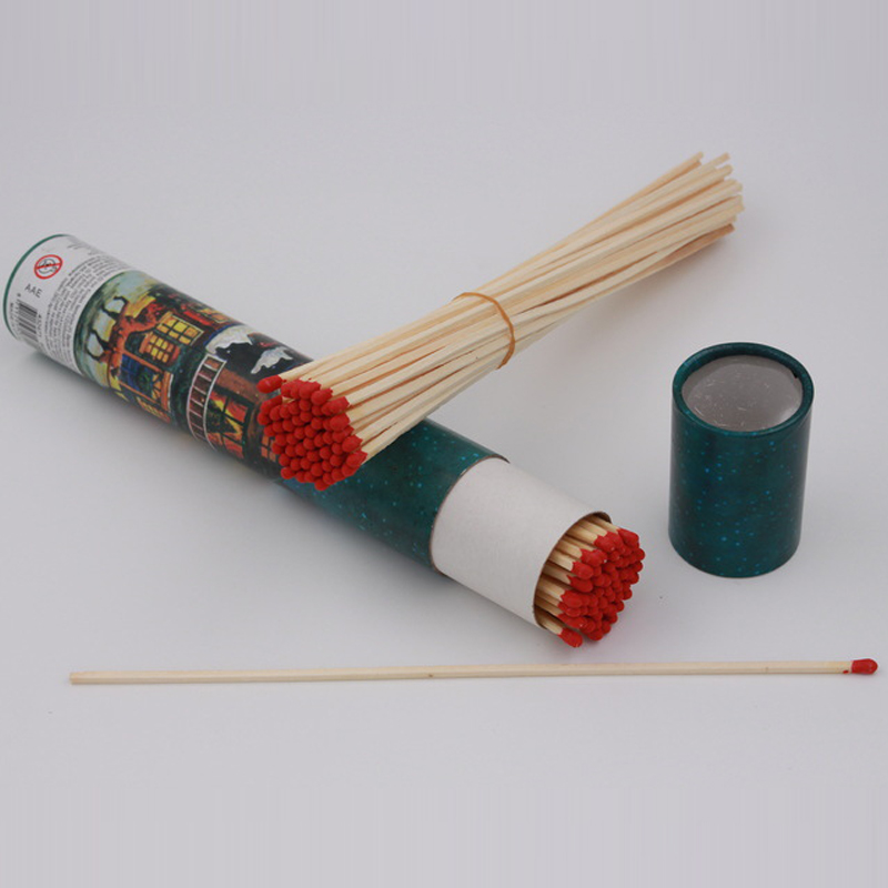 Tube Matches Cylinder Match Drum Box Match for Barbecue Use