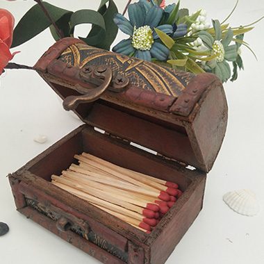 Personalized Fancy Matches As a Gift