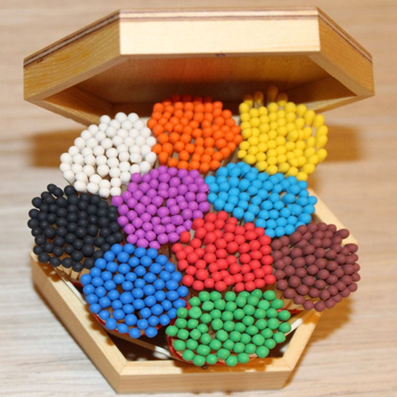 3 Inches Coloured Tips Matchsticks