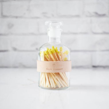 Personalized Wedding Matches in Jar Wholesale